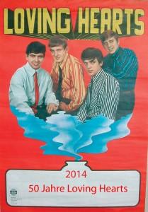 Plakat 50 Jahre