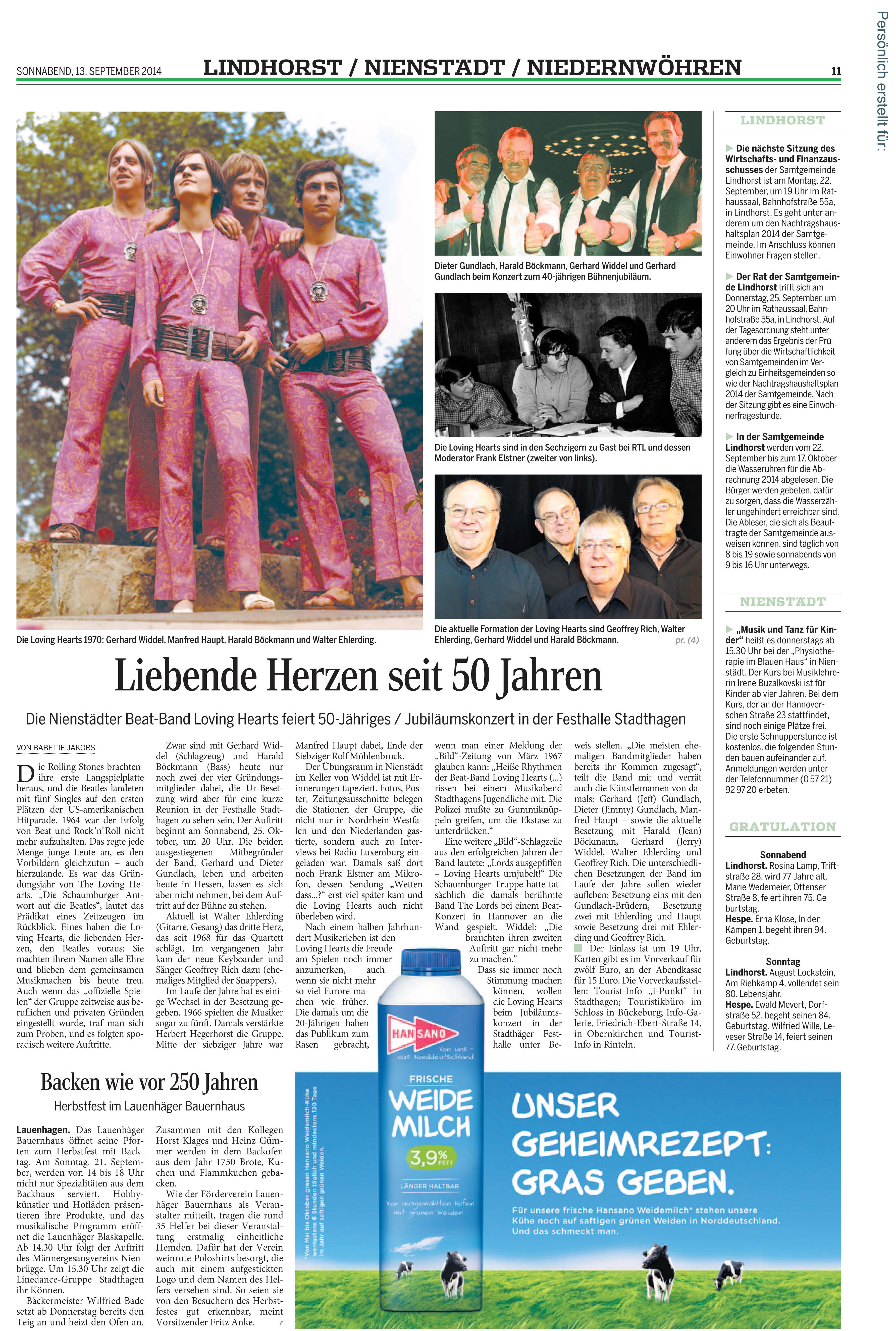 Tageszeitung, Ausgabe: 150158 - Schaumburger Nachrichten, vom: S